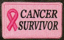 Cancer Survivor Patch