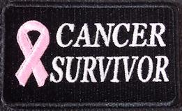 Cancer Survivor Patch