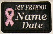 My Friend Cancer Patch