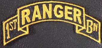 1st RANGER Bn Tab