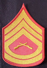 Gunnery Sgt Chevron - Click for more Options