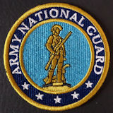 3in Army National Guard Patch
