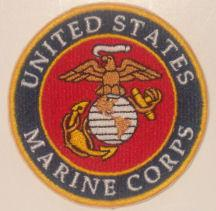 US Marine Patch 3in