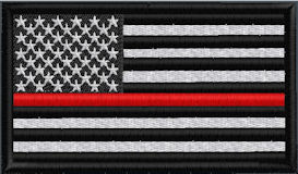 US Flag Thin Red Line - Click for Available Options