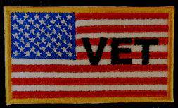 US VET Flag