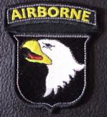 AIRBORNE Patch - Small