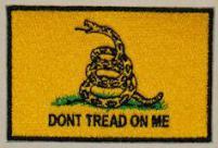 Gadsden Flag Patch