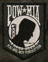 Pow-Mia patch