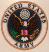 US Army Patch 3in