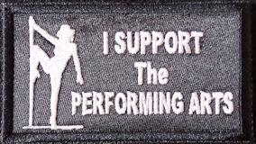 I Support The Performing Arts Patch II