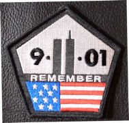 Remember Sept 911 Patch