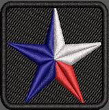 Texas Star 1.5x1.5