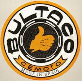 Bultaco Patch
