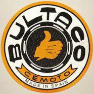 Bultaco Patch