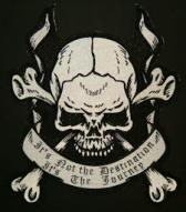 Its Not the Destination Skull