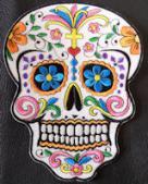 Sugar Skull - Day Of The Dead Skull
