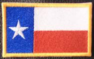 Texas Flag - Small
