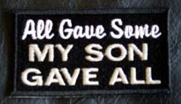 My Son Gave All