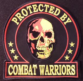 Protected By Combat Warriors