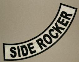 8.75in PolyTwill Side Rocker