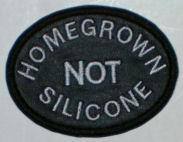 Home Grown - Not Silicone Patch