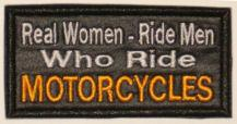 Real Women Patch