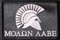 Molon Labe<br>Come and Take It