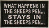 Sheep Pen Patch